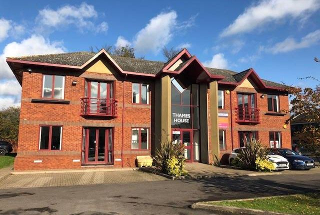 Thumbnail Business park to let in First Floor Thames House, Waterside Drive, Langley, Slough