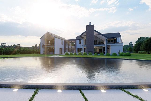 Thumbnail Detached house for sale in The Quadrant, Phildraw Road, Ballasalla