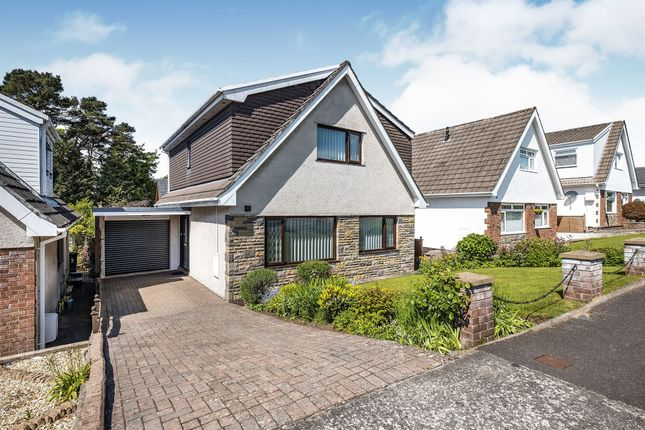 Thumbnail Detached bungalow for sale in Ravenswood Close, Bryncoch, Neath