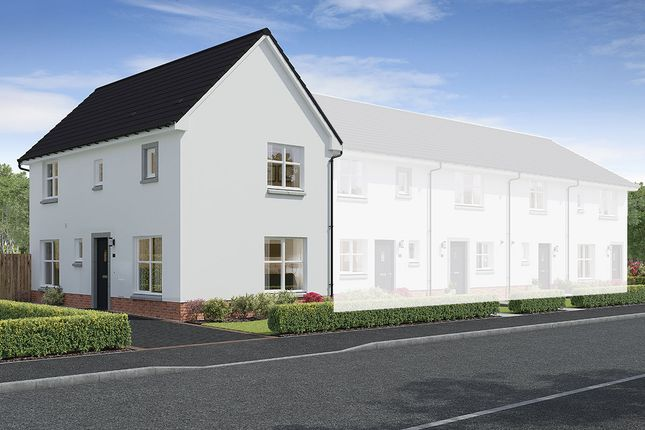 """Thumbnail Semi-detached house for sale in """"Burford"""" at Whitehills Gardens, Cove, Aberdeen"""