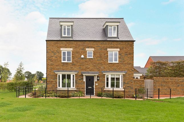 Thumbnail Semi-detached house to rent in The Robins, Adderbury, Banbury
