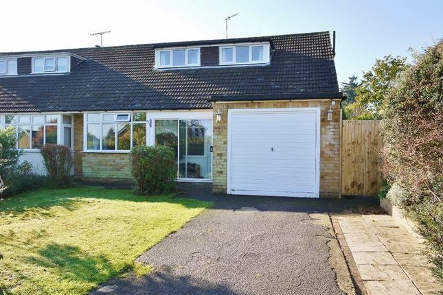 Thumbnail Semi-detached bungalow for sale in Highfield Close, Pembury, Tunbridge Wells