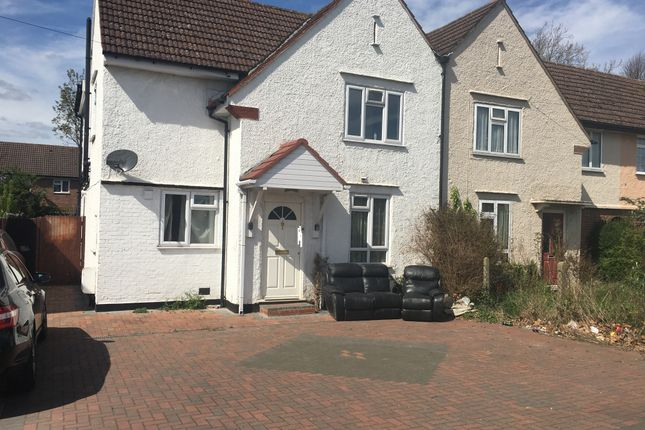 Semi-detached house to rent in Coldharbour Lane, Hayes