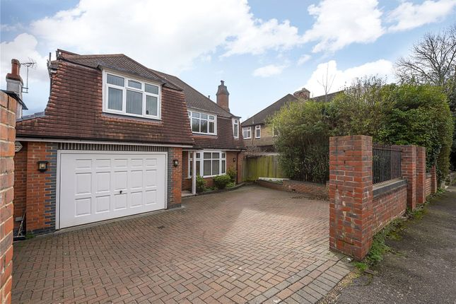 Thumbnail Detached house for sale in Chiltern Drive, Surbiton