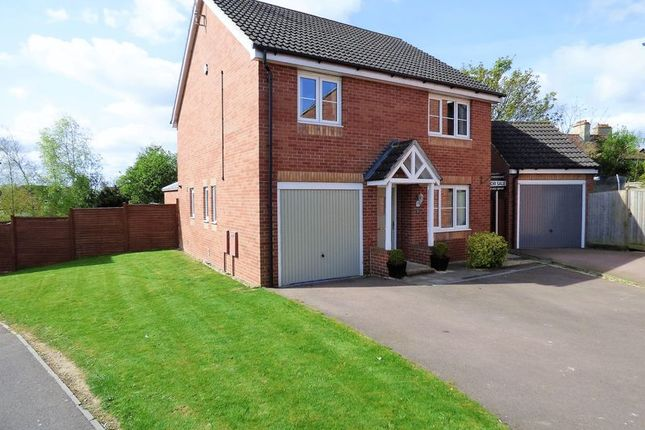 Thumbnail Detached house for sale in The Forge, Hempsted, Gloucester