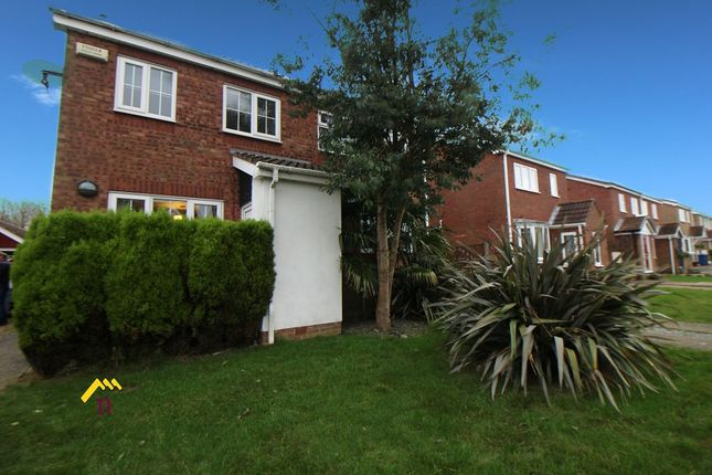 Thumbnail Semi-detached house to rent in Westminster Court, Goole