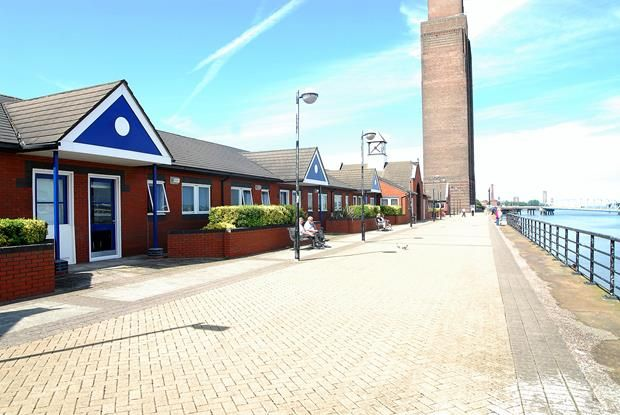 Thumbnail Office to let in Unit 38-44, Woodside Business Park, Shore Road, Birkenhead, Wirral