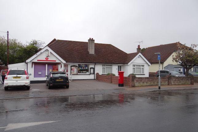 Thumbnail Retail premises for sale in 5 Rose Green Road, Bognor Regis, West Sussex