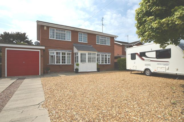 4 bed detached house for sale in Ardleigh Close, Wisbech