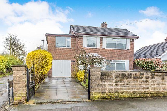 Thumbnail Detached house for sale in Ruxley Road, Bucknall, Stoke-On-Trent