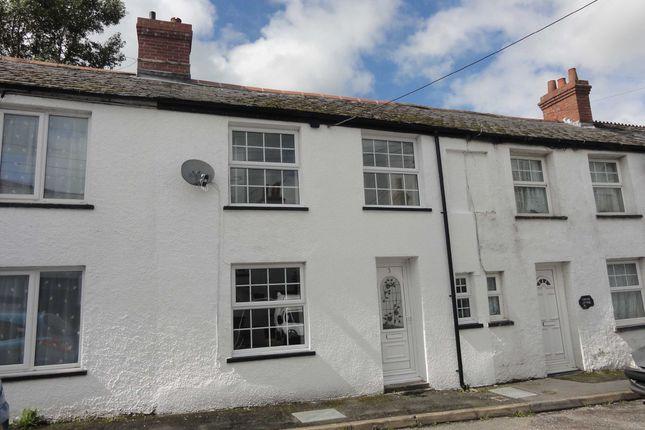 Thumbnail Terraced house to rent in Bailey Terrace, Bridgerule, Holsworthy