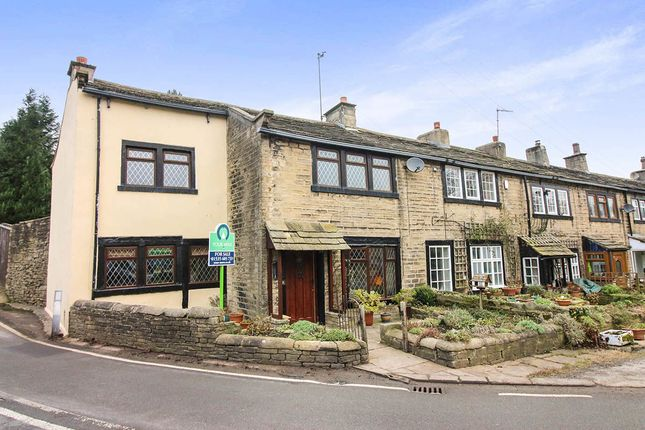 2 bed terraced house for sale in Sladen Bridge, Stanbury, Keighley