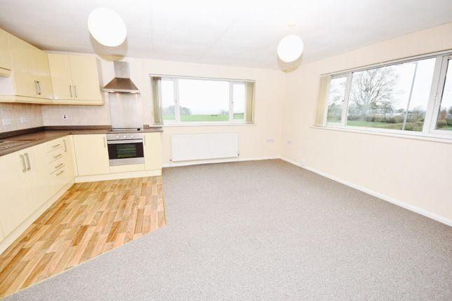 Thumbnail Flat to rent in Willow Close, Spratton, Northampton