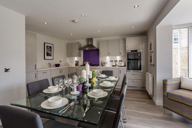 "Thumbnail Detached house for sale in ""Fairmount"" at Liberton Gardens, Liberton, Edinburgh"
