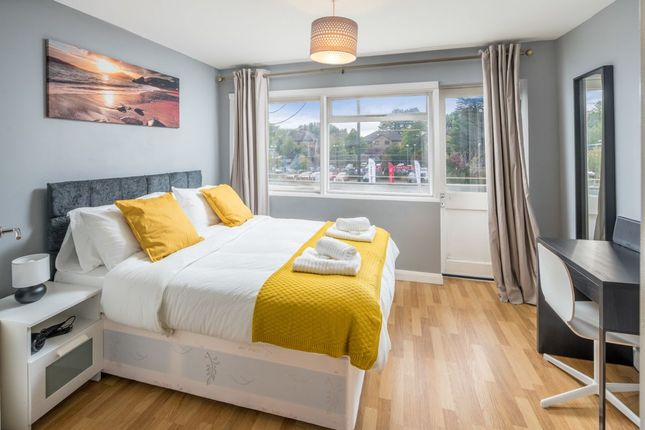 Thumbnail Flat to rent in Caledonian House, Barnfield Road, Crawley
