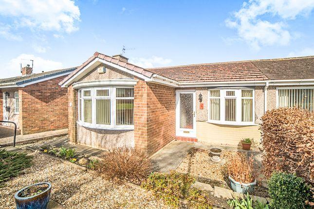 Thumbnail Bungalow to rent in Newbank Walk, Winlaton, Blaydon-On-Tyne