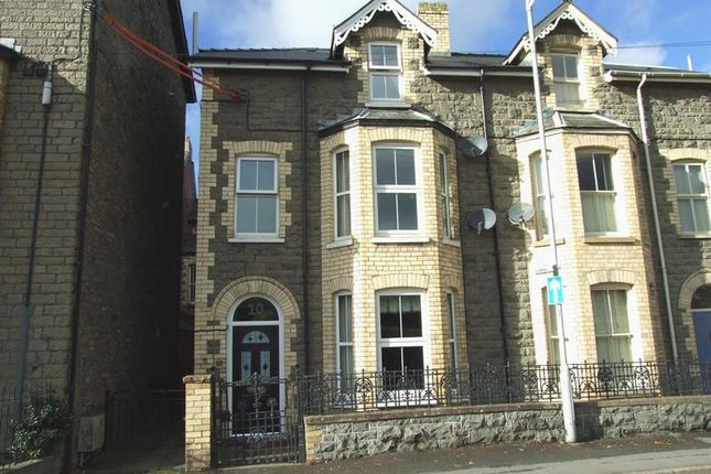 Thumbnail Semi-detached house to rent in Church Street, Builth Wells