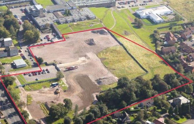 Thumbnail Land for sale in Halbeath, Dunfermline