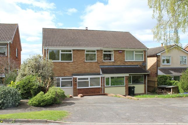 Thumbnail Semi-detached house to rent in Manor Road, Clifton-On-Teme, Worcester