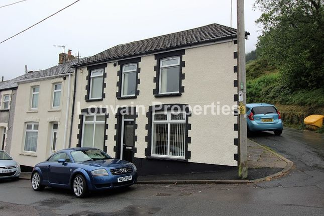 Thumbnail Property to rent in Bishop Street, Abertillery, Blaenau Gwent.