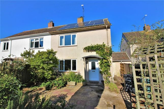 Thumbnail Semi-detached house to rent in Crossways, South Chard, Chard
