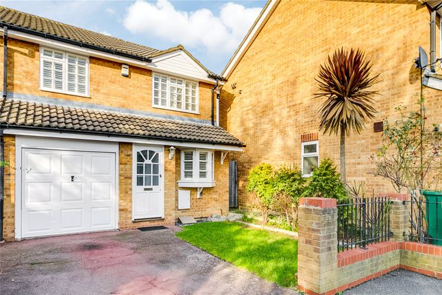 Thumbnail Semi-detached house to rent in Veals Mead, Mitcham
