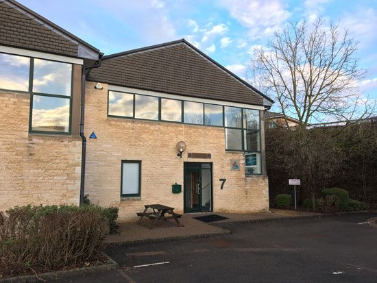 Thumbnail Office for sale in Blenheim Office Park, Long Hanborough
