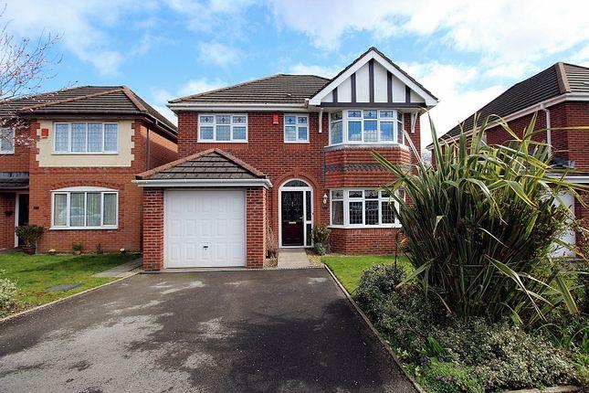 Thumbnail Detached house for sale in Clos Brenin, Brynsadler, Pontyclun, Rhondda, Cynon, Taff.