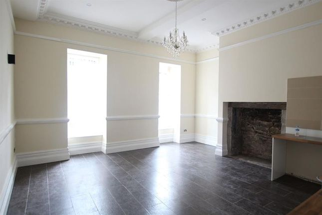 Thumbnail Flat to rent in High Street, Brecon