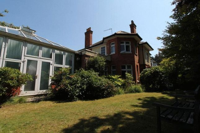 Thumbnail Detached house to rent in Ascham Road, Bournemouth