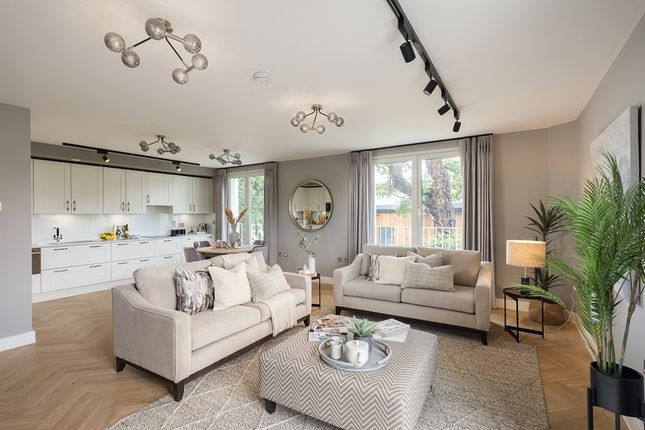 Thumbnail Flat for sale in 23A Leyton Road, Harpenden