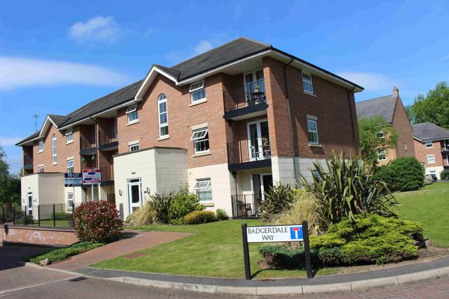 Thumbnail Flat to rent in Badgerdale Way, Littleover, Derby, Derbyshire