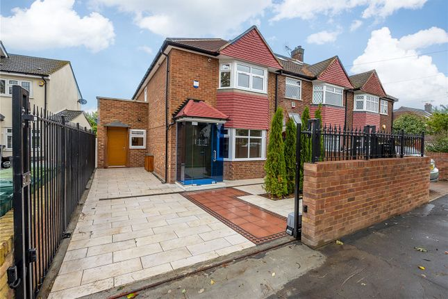 3 bed semi-detached house for sale in Groveley Road, Sunbury-On-Thames, Surrey TW16