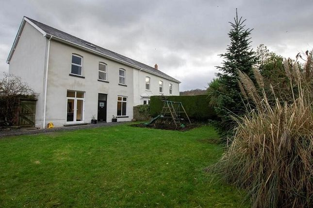 Thumbnail Semi-detached house for sale in Glanrhyd Road, Ystradgynlais, Swansea