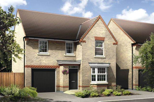 "Thumbnail Detached house for sale in ""Millford"" at Craneshaugh Close, Hexham"
