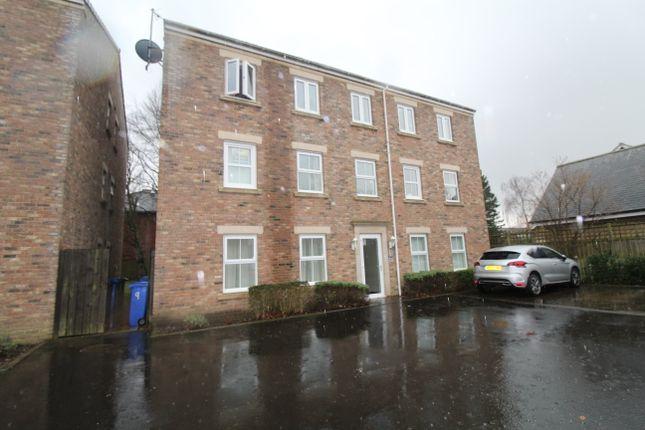Thumbnail Flat for sale in Aysgarth, Cramlington