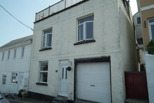 Thumbnail 3 bed semi-detached house for sale in West Road, West Looe