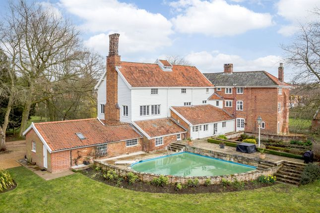 Thumbnail Property for sale in Low Road, Tasburgh, Norwich