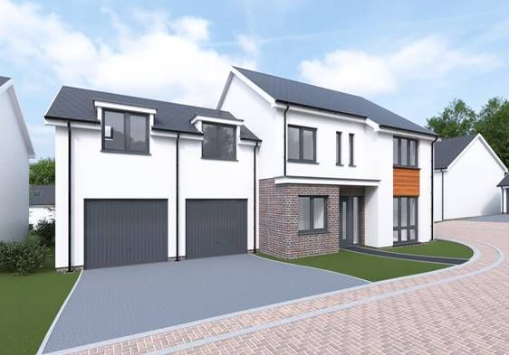 Thumbnail Detached house for sale in Fort Gardens, Crownhill, Plymouth