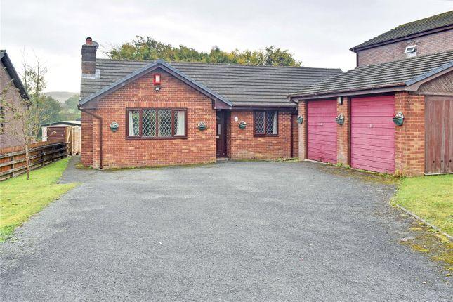 Thumbnail Bungalow for sale in Goylands Close, Howey, Llandrindod Wells, Powys