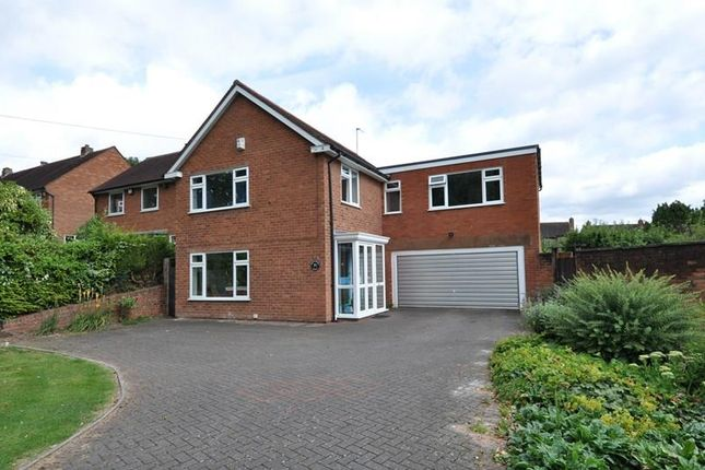 Thumbnail Detached house for sale in Swarthmore Road, Selly Oak, Birmingham