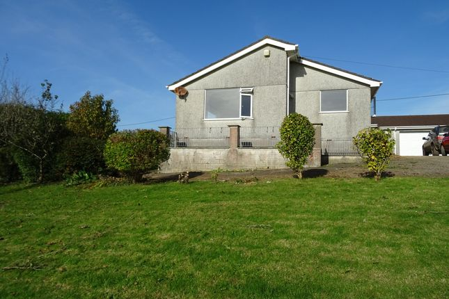 Thumbnail Detached house to rent in Minehill, Menheniot, Cornwall