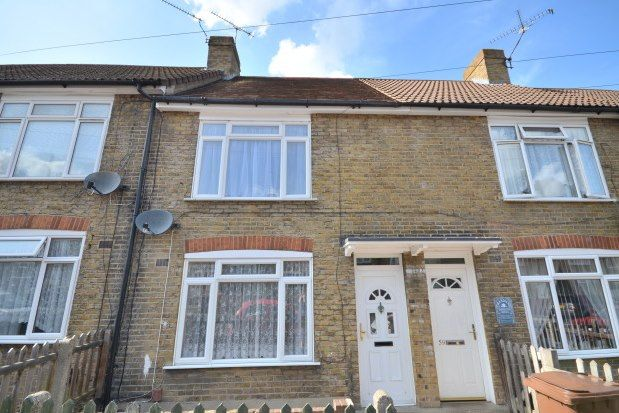 Thumbnail Terraced house to rent in Beatty Avenue, Gillingham