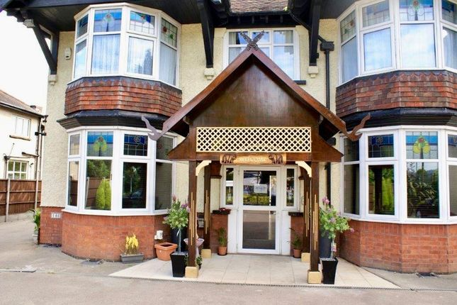 Thumbnail Hotel/guest house for sale in Leicester Road, Loughborough
