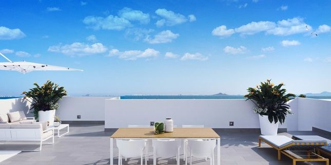 Thumbnail Apartment for sale in Spain, Murcia, San Javier