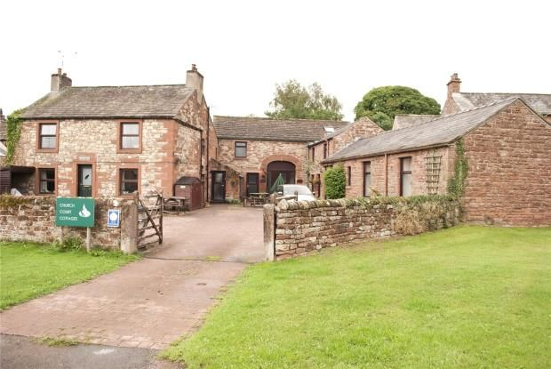Thumbnail Property for sale in Rutherby Farm & Cottages, Gamblesby, Penrith, Cumbria