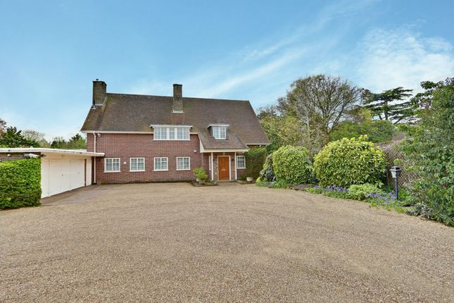 Thumbnail Detached house for sale in Hadley Common, Hadley Common