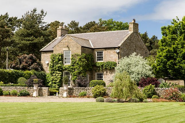 Thumbnail Country house for sale in Newlands Grange, Whittonstall, Northumberland