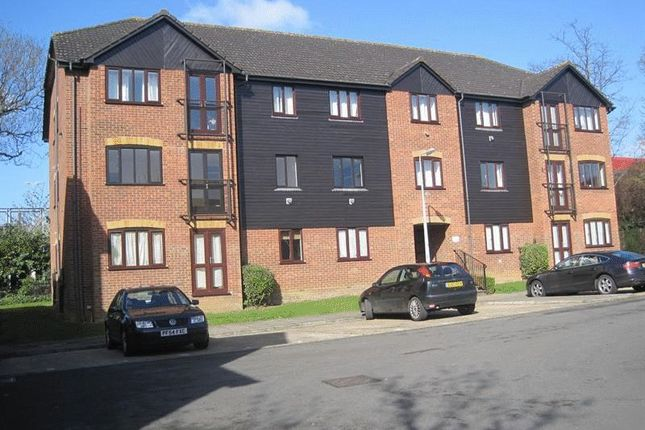 Thumbnail Flat to rent in Tippett Court, London Road, Stevenage
