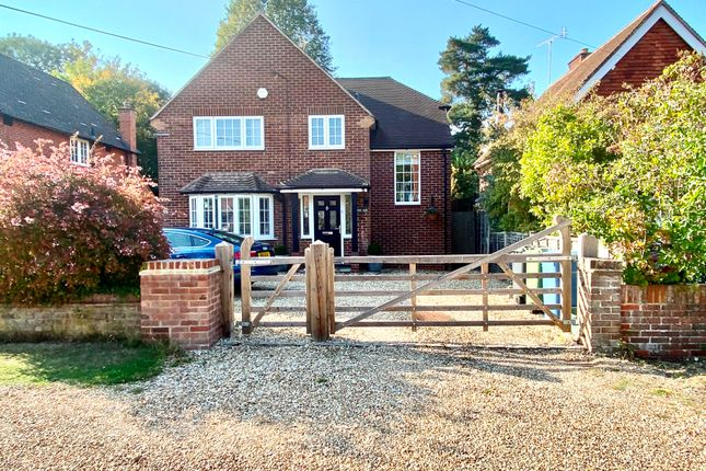 Thumbnail Detached house for sale in New Road, Hartley Wintney, Hook
